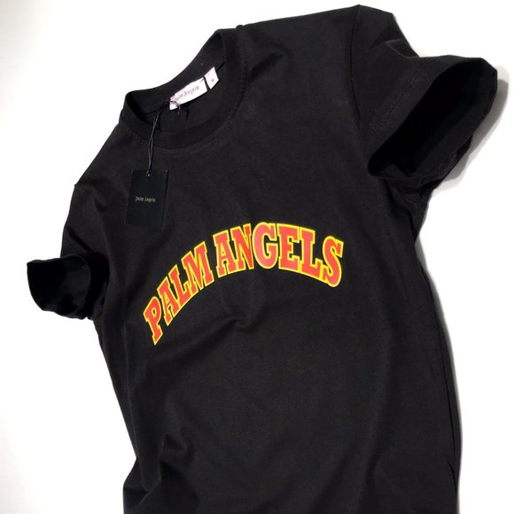 Palm Angels Other - PALM ANGELS MAN SHORT SLEEVE TSHIRT BLACK